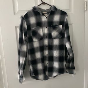 Other - Black white and gray flannel